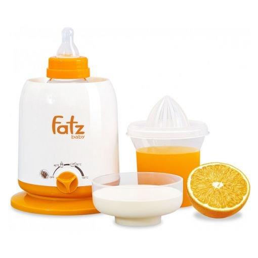 máy hâm sữa 4 chức năng fatz