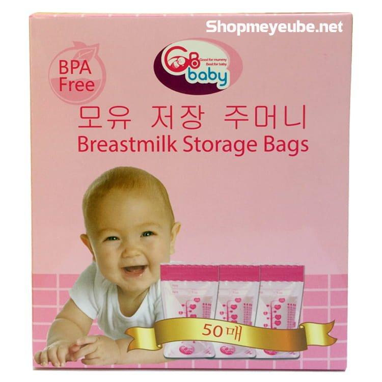 túi trữ sữa GB baby