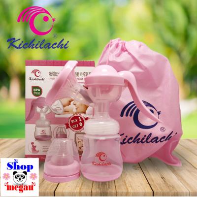 máy hút sữa cầm tay kichilachi