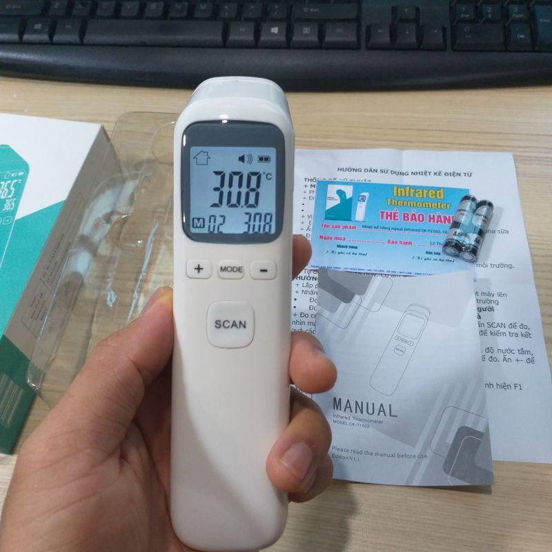 nhiệt kế ck-t1502